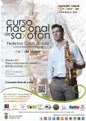 Curso Nacional de Saxofón