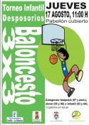 Torneo Infantil de Baloncesto 3X3