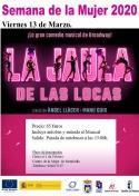"""Excursión al Musical """"La Jaula de las Locas"""" con motivo de la Semana de la Mujer 2020"""