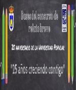 Universidad Popular: Concurso de Relatro Breve para Adultos.