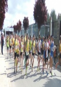 Membrilla se vuelca con la I edición de la carrera popular solidaria de 10 km Ferimel