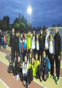 Otras 4 medallas y un puñado de buenas actuaciones cierran la participación de los atletas del club Atletismo Membrilla en el Campeonato regional de atletismo.
