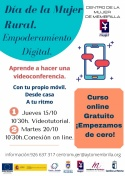 Curso de Empoderamiento Digital.