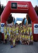 Clasificación final de los Atletas populares del C.A. Membrilla en el circuito de carreras populares de Ciudad Real