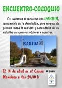 Encuentro-Coloquio con Darmin, responsable de Basida