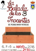 """La balada de los 3 inocentes. Debut teatral de """"Los Fraranduleros"""""""