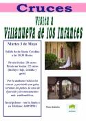 Visita a las Cruces de Villanueva de los Infantes con AFAMMER