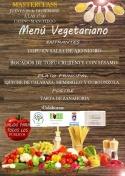 Masterclass Menú Vegetariano.