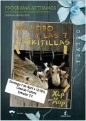 Teatro Familiar: El lobo y las 7 cabritillas
