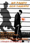 """Amigos del Teatro pone en escena: """"Un paleto con Talento"""""""