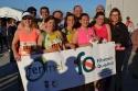 Gran grupo de atletas del C.A. Membrilla el que nos representó en la carrera popular de Manzanares