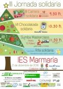 III Jornada Solidaria del I.E.S. Marmaria