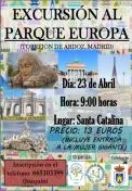 Excursión a Parque Europa