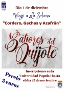 Sabores del Quijote en La Solana