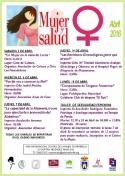 Mes de la Salud organizado por el Centro de la Mujer