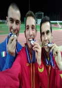 Ismael Quiñones logra la medalla de bronce en los Juegos del Mediterráneo sub-23.