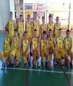Presentación oficial del nuevo Equipo Junior de Baloncesto de Membrilla en el arranque de la liga regional