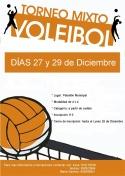 Torneo Mixto de Voleibol