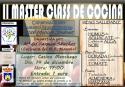 II Master Class de Cocina