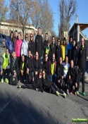 Buenas clasificaciones de los atletas del C.A. Membrilla tras la finalización del Circuito de Carreras Populares de Ciudad Real