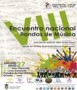VIII Encuentro Nacional de Bandas de Música