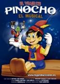 """Musical """"El viaje de Pinocho"""""""