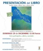 Presentación del Libro Diálogos de Isabel Villalta Villalta