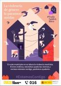El Ministerio de Igualdad publica la Guia de actuación para Mujeres que sufran la Violencia de Género derivada del Estado de Alarma por Covid-19