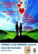 XVI Encuentro de Cartas de Amor y Desamor