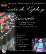 La Banda Virgen del Espino te invita a una noche de copla y zarzuela