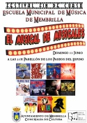 El Musical de musicales. Fin de Curso Escuela Municipal de Música