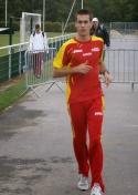Ismael Quiñones logra la cuarta posición en el campeonato de España promesa en el 5.000